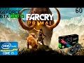 FAR CRY PRIMAL || STRIX GTX 1050 Ti 1080p 60fps