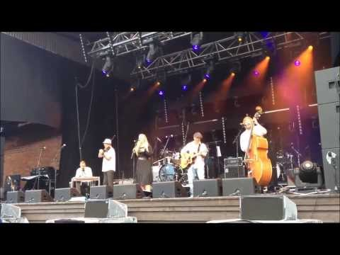 Crash n Recovery Live at High Chaparral's Country Music Festival 2013