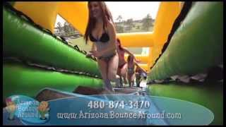 Dropkick Water Slide Rental - Arizona, California, Nevada