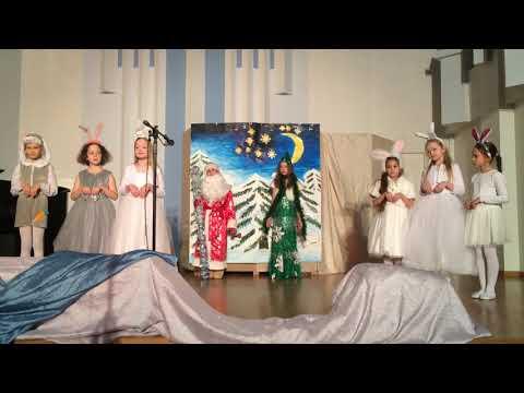 Новогодняя сказка в РАМ им.Гнесиных.