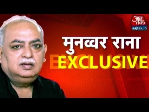 Exclusive: Urdu Poet Munawwar Rana On Returns His Sahitya Akademi Award