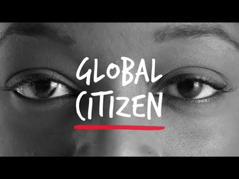 I am a #GlobalCitizen