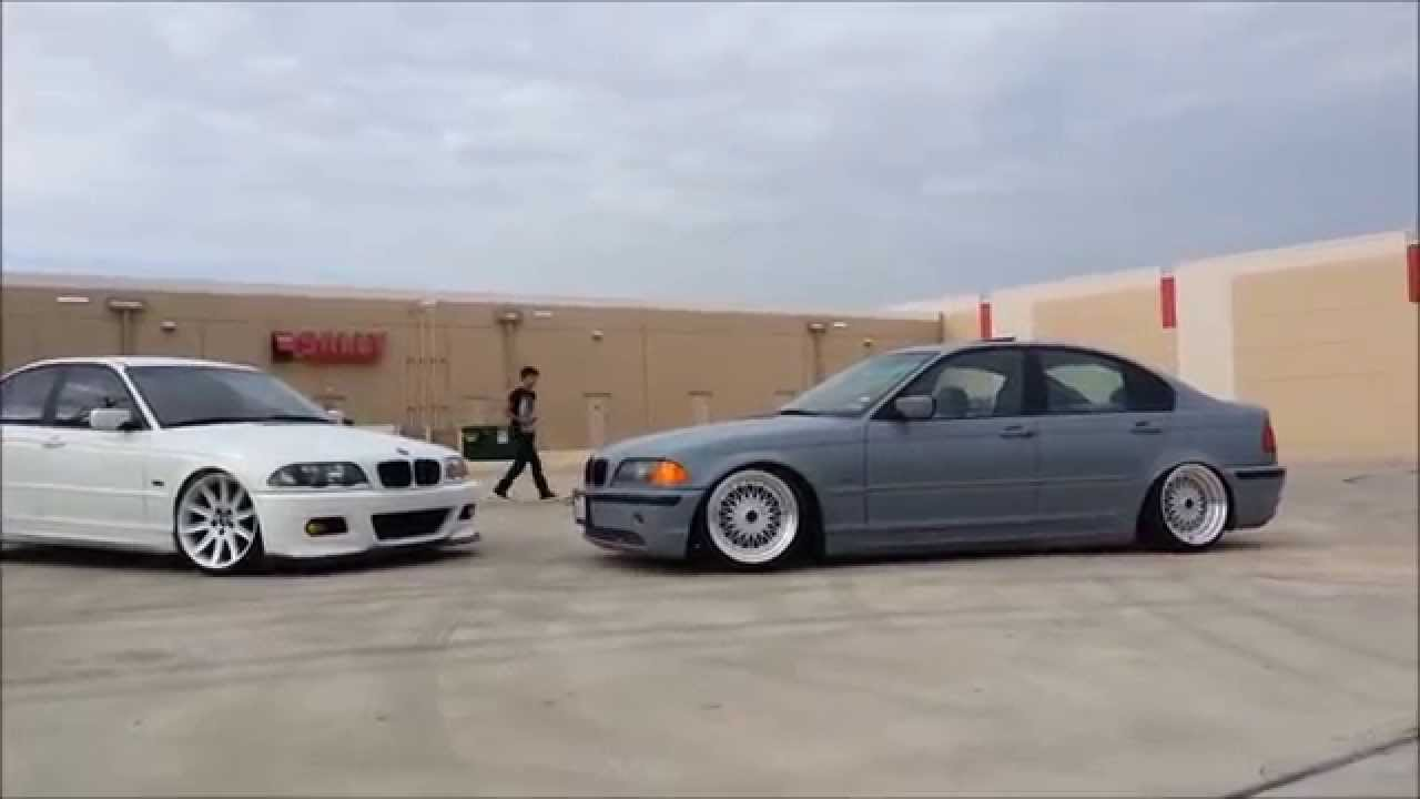 Bmw E46 Stance Watch In 1080p Hd Youtube
