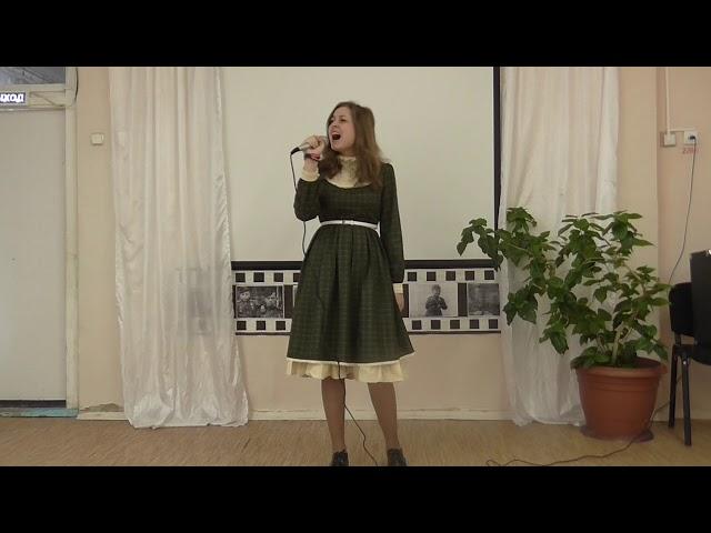 №118 Бударина Алена. Песня