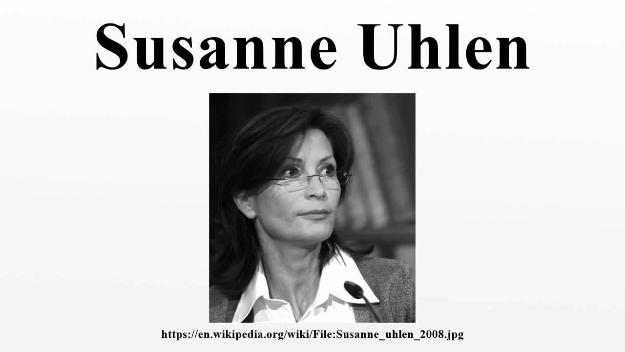 Susanne Uhlen Gestorben