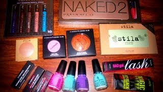 (CLOSED) HUGE $300 Spring Collab Giveaway ft. MAC, Urban Decay, and more! Thumbnail