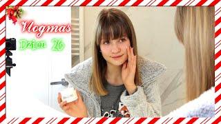 Vlogmas #26 WIECZORNA ZIMOWA PIELĘGNACJA - Get unready with me ❤ CookieMint