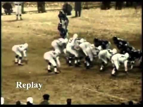 Raymond Berry, Catch #12 @ 1958 NFL Championship