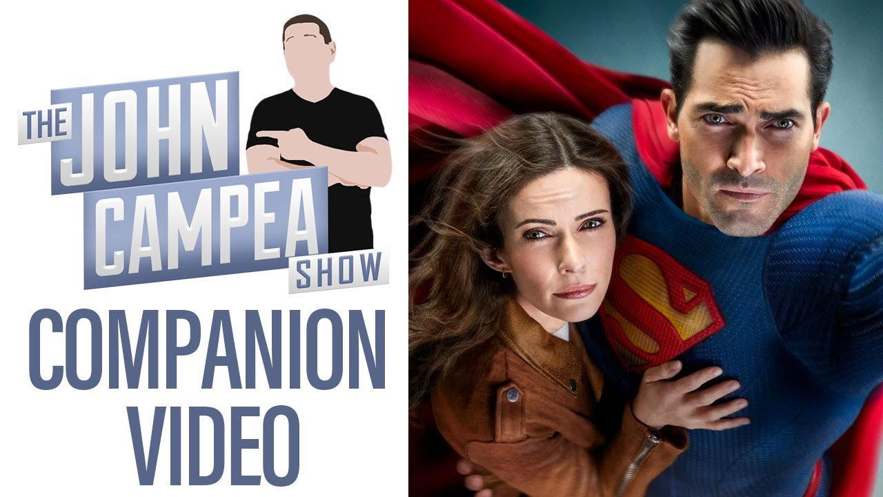 Is Superman And Lois The Best CW First Season Ever - TJCS Companion Video