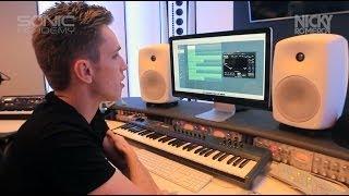 Nicky Romero - KICK (Sonic Academy Plug-in)