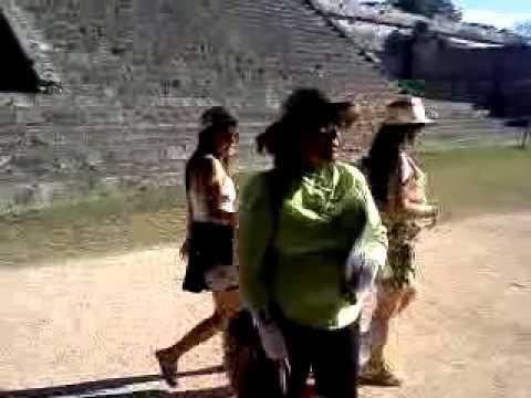 Cancun, Mexico Chichen Itza EL CARACOL 2015 Brian Mello