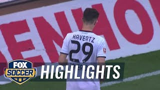 Werder Bremen vs. Bayer Leverkusen | 2017-18 Bundesliga Highlights
