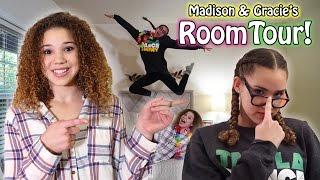 NEW Room Tour! (Madison & Gracie)