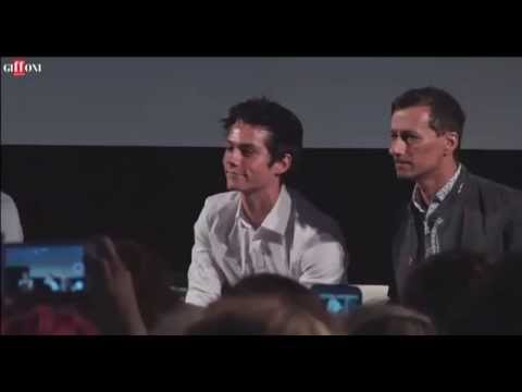 Dylan O'Brien Q&A at Giffoni Film Festival 21/7/14