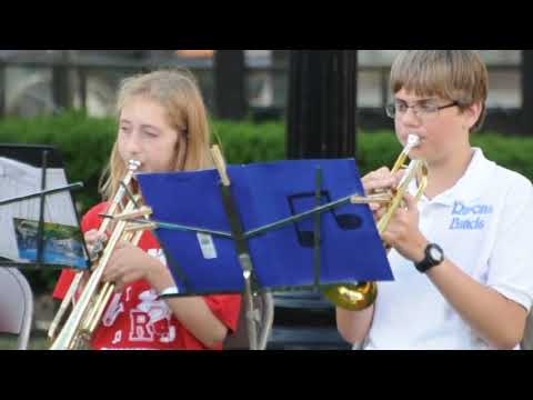 Ravenna Middle School Summer Concert Part 2