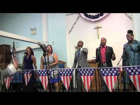 Answer Will Be Yes~Cherrod Allen & Independence 2014