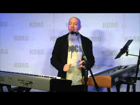 Jordan Rudess Performs on Kronos Platinum at NAMM 2016