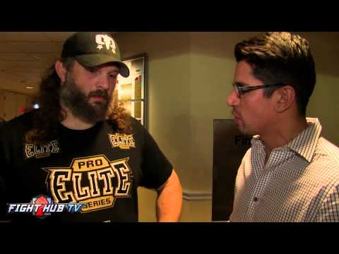 Roy Nelson: I Just Got Outpointed by Daniel Cormier, I Want a Rematch