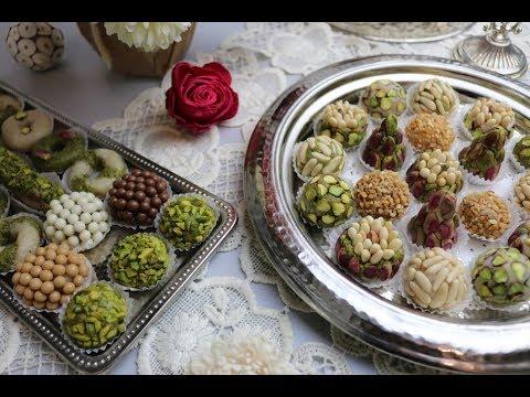 وصفة-الحلو-التونسي(hlou-tounssi)-حلويات-تونسية-💓💓و-كل-أسرار