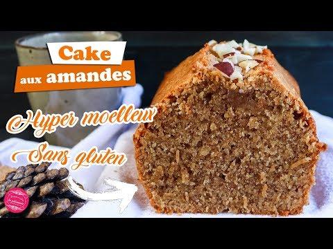 🍂-cake-aux-amandes-sans-beurre---facile-et-rapide-🍂
