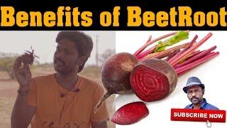 செங்கிழங்கு பயன்கள் | Benefits of Beet Root | Esh Health Tips