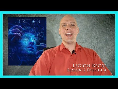 "Legion Season 2 Episode 4 Recap and Review ""Chapter 12"" FX Marvel TV Breakdown"