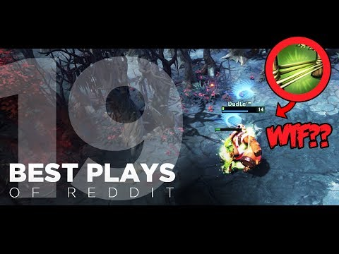 Dota 2 Best Plays of Reddit - Ep. 19