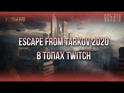 ESCAPE FROM TARKOV 2020: В ТОПАХ TWITCH, О ИГРЕ И ПРОБЛЕМАХ, ПЛАНЫ НА БУДУЩЕЕ