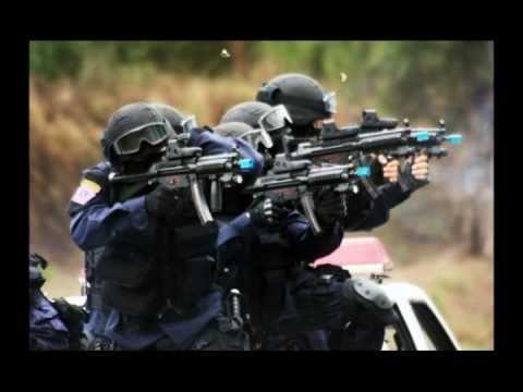 ทดสอบยิงปืนสำนักงานตำรวจแห่งชาติ2553