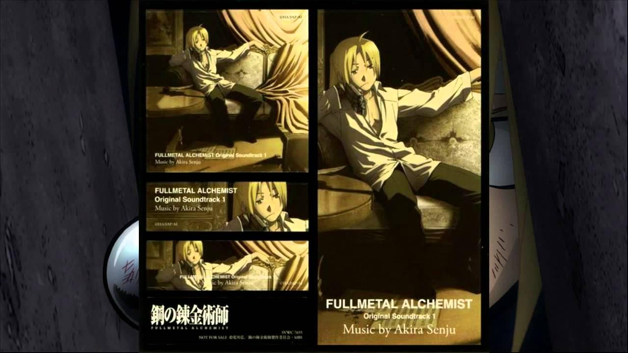 Fullmetal Alchemist Brotherhood Ost - Full Metal