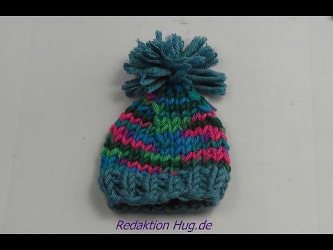 Stricken Mütze Mini Aus Hatnut Wolle Eierwärmer Veronika Hug
