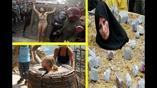 اسوء 10 عقوبات الزنا في العالم