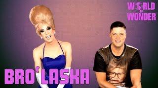 Bro'Laska w/ Alaska Thunderfuck & Cory Binney - Sibling Tag