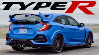 Still the KING of Hot Hatches - 2020 Honda Civic Type R