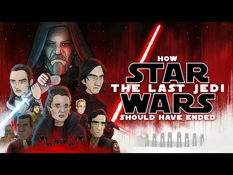 How Star Wars The Last Jedi Should Have Ended