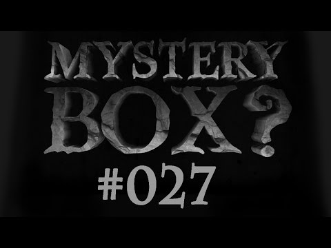 Mystery Box - Episode #027