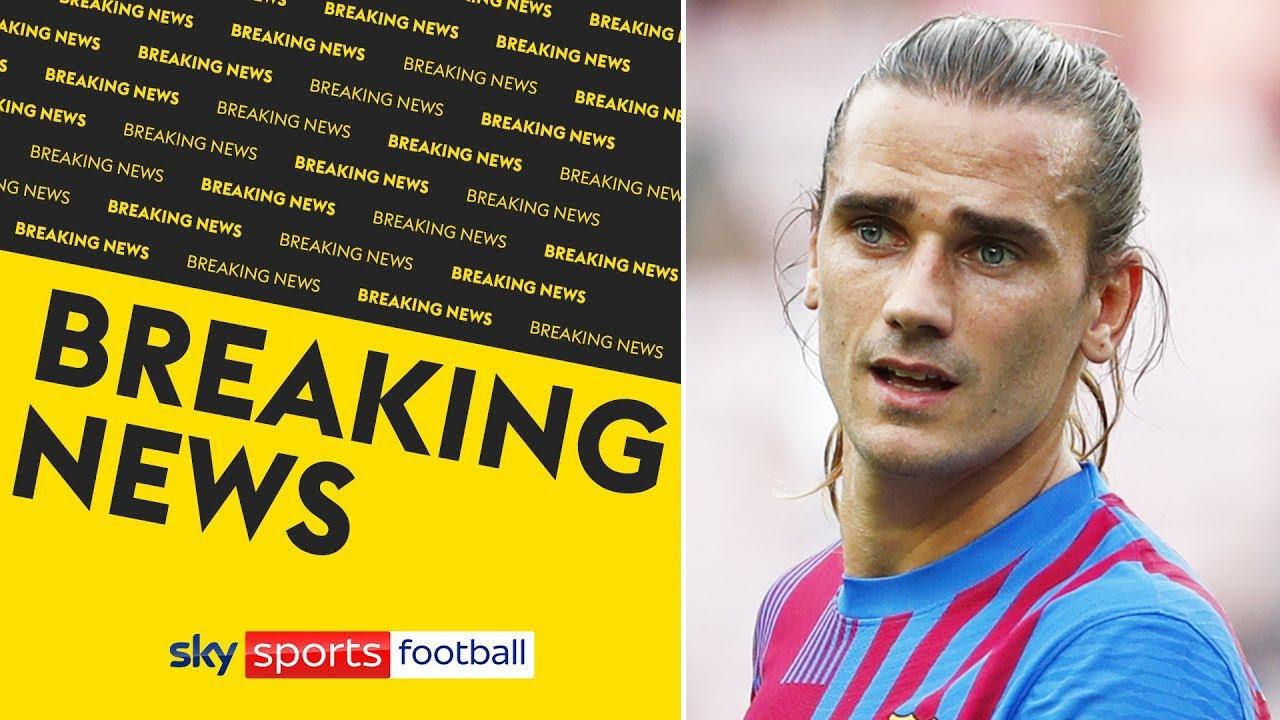 Antoine Griezmann: Barcelona forward returns to Atletico Madrid