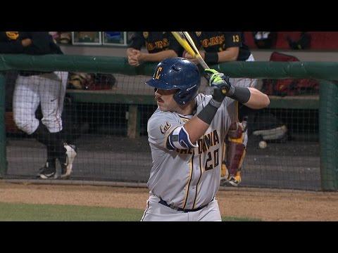 Recap: Cal Baseball Outlasts USC In Los Angeles