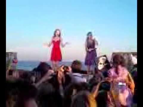 "Taylor Swift Live CMT ""Mine"" Video Premiere"