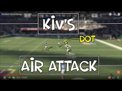 Young Kiv's Most Effective Passing Play | Madden Challenge 2018