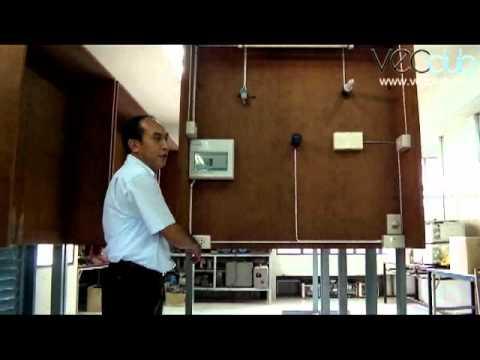การติดตั้งสายไฟฟ้าภายในอาคาร