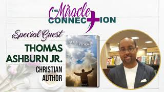 MCTV EP102: AFTER THE STORM with AUTHOR THOMAS ASHBURN JR.