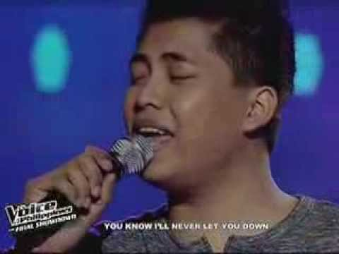 The Voice Philippines Finale:  Myk Perez | Fix You | Live Performance