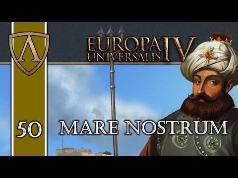 Europa Universalis IV | Mare Nostrum: Genoa 50 FINALE |