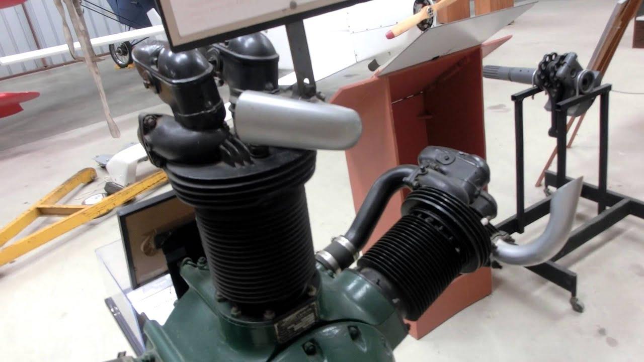 First Kinner 5 Cylinder Engine 1926