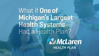 McLaren Health Plan - 50,000 Providers Commercial video thumbnail