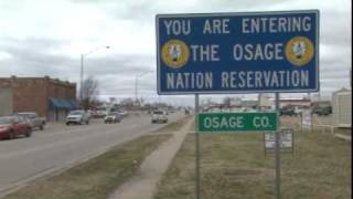 OETA Story on Osage Nation aired on 03/15/10