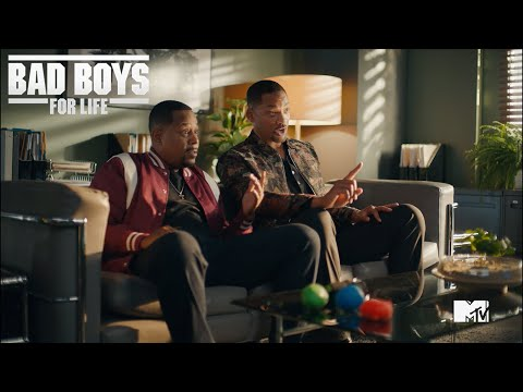 BAD BOYS FOR LIFE - Therapy