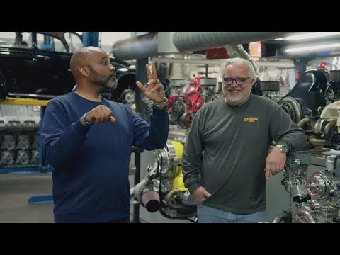 Kevin Hart's Crew + Hot Rod Garage! | Kevin Hart's Muscle Car Crew | MotorTrend