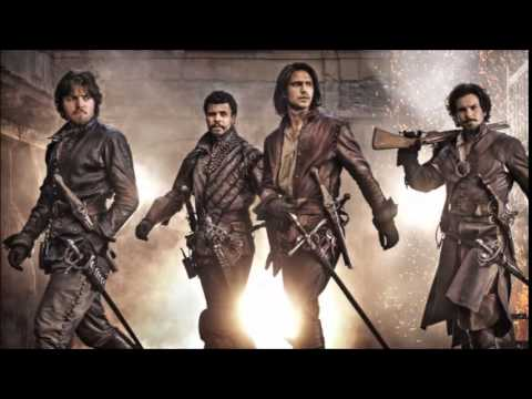 The Musketeers - Murray Gold Unreleased Music - The Theme Tune